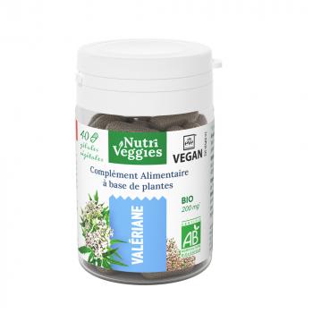 Valériane Bio 40 gélules