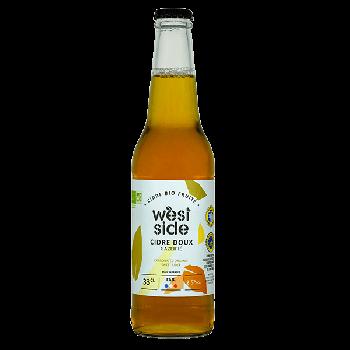 Cidre doux WEST SIDE 33 cl