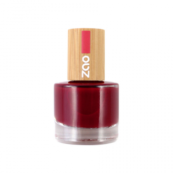 Vernis à ongles - Rouge Passion - 668 - Zao