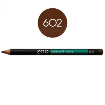 Crayon Yeux & Lèvres - Brun Foncé - 602