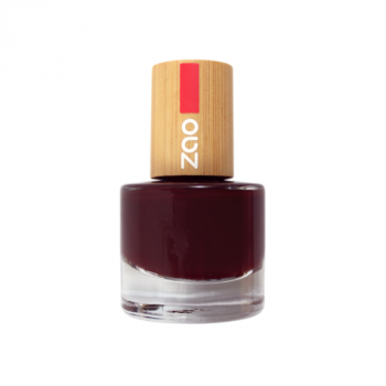 Vernis à ongles - Cerise Noire - 659 - Zao