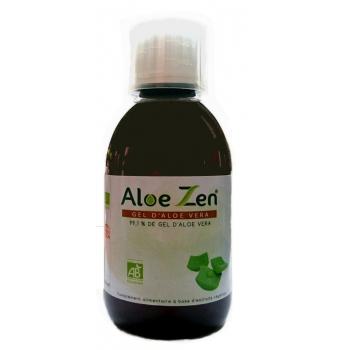 Gel d'Aloe Vera biologique