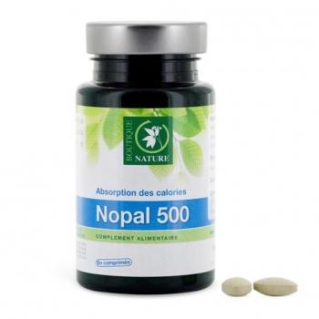 Nopal 500 mg - Boutique Nature - 120 Gélules