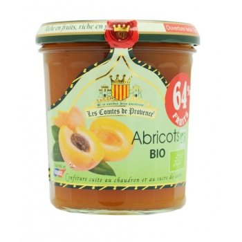 Confiture Abricots Bio