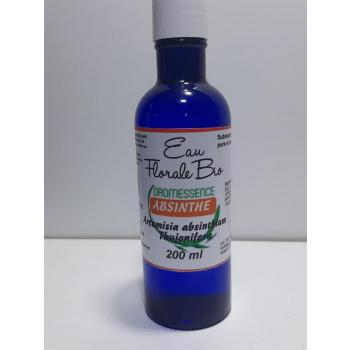 Hydrolat (ou eau florale)  d absinthe bio AB DROMESSENCE 200 ml