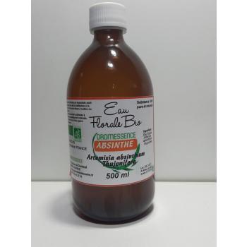 Hydrolat (ou eau florale)  d absinthe bio AB DROMESSENCE 500 ml