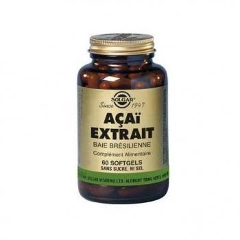 acai-extrait-solgar