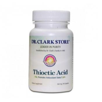 Acide Alpha Lipoïque (Thioctic Acid)  360mg