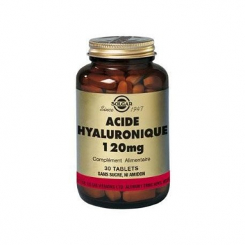 acide-hyaluronique-120-mg-solgar