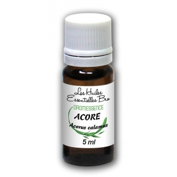 Huile essentielle Acore calamus 50 ml BIO DROMESSENCE