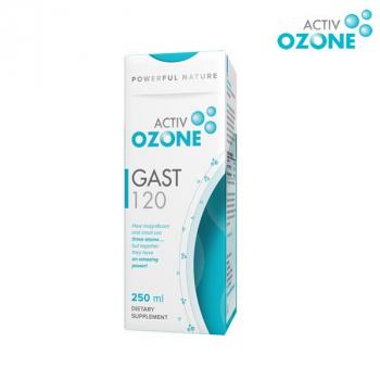 GAST120 ACTIVOZONE 250ml