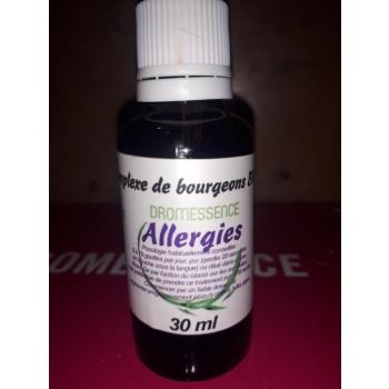 Complexe macérat de bourgeons BIO : Allergies 30ml- DROMESSENCE