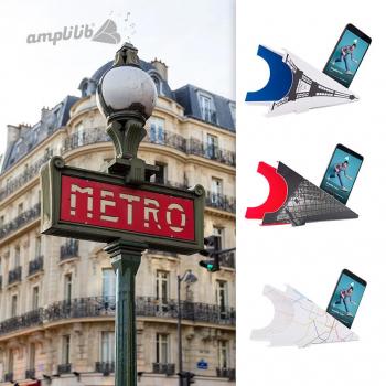 AMPLILIB l'enceinte écologique – Made in France- Pack City Tour (3 Amplilib)