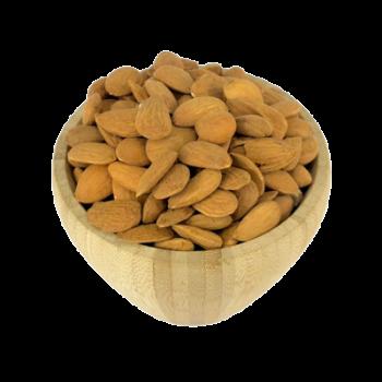 amande décortiquée bio en vrac 500g