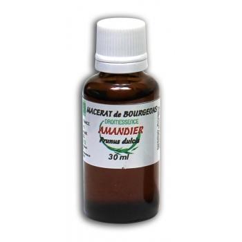 Macérât BIO de bourgeons : Amandier 30 ml DROMESSENCE