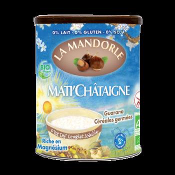 """Mati 'Châtaigne Petit Déjeuner """" LA MANDORLE"""""""