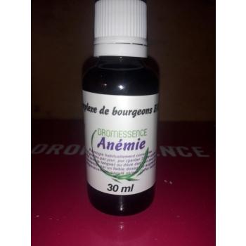 Complexe macérat de bourgeons BIO : Anémie -30ml  DROMESSENCE