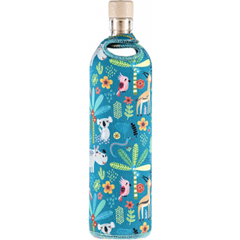 Flaska néoprène Animaux