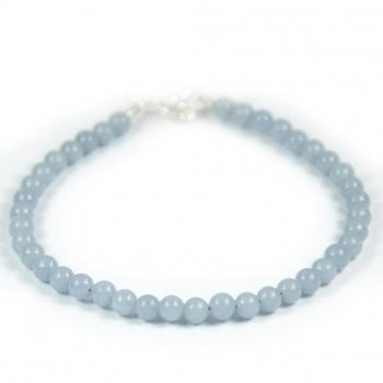 Bracelet angélite ∅4