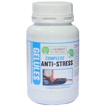 Anti stress - Herbier de Gascogne - 200 gélules