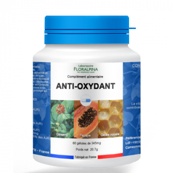 Antioxydant-60-gelules