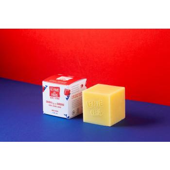 Savon saponifié à froid certifié BIO - le Pavé de Paris Neutre par ATELIER POPULAIRE - 150g