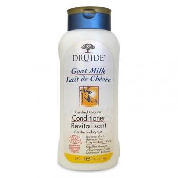 DRUIDE - Après-shampooing Amande & Lait de chèvre