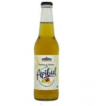 Apibul pommes Citrons 33cl