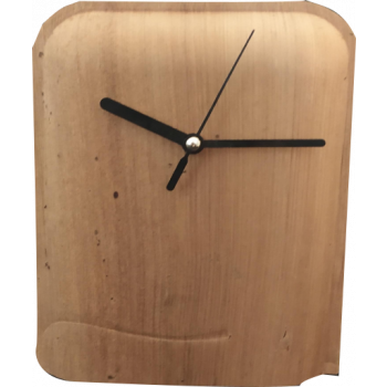 Horloge de table 18x16cm
