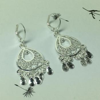 Boucles d'oreille flamenco
