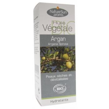 Argan Bio - Argania spinosa -50 ml - Huile végétale