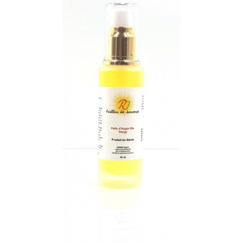 Raillon de jouvence- Huile d'argan bio pure 50ml