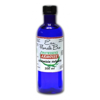 Hydrolat (ou eau florale) Armoise BIO 1 L DROMESSENCE