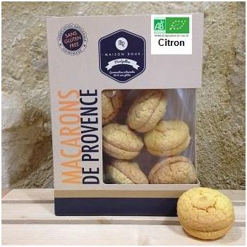 """MAISON ROUX - Macarons de Provence Monoparfums """"Les arômatiques"""""""