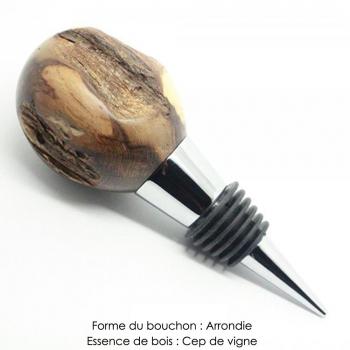 Bouchon conique (Original en Cep de Vigne)