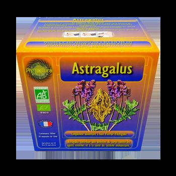Astragale Bio fioles