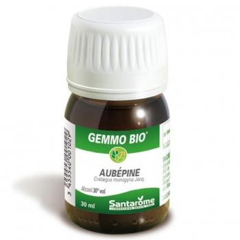 Macérât de bourgeons Aubépine BIO - flacon gouttes de 30 ml
