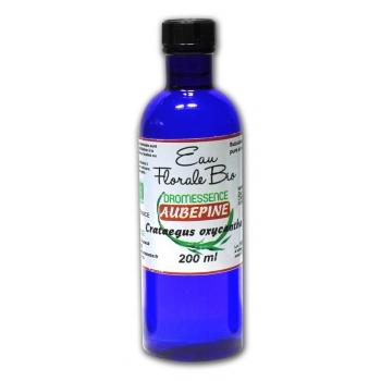 Hydrolat (ou eau florale) Aubépine BIO 1 L DROMESSENCE