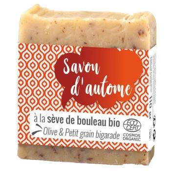 Savon d'Automne - Le parfum frais et floral du petit grain bigarade