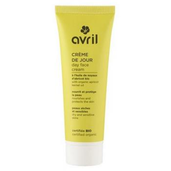 Crème de jour peaux sèches et sensibles