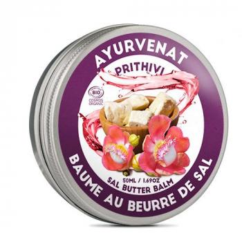 Baume Prithivi au beurre de Sal biologique - Oléanat - 50 ml