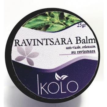 Baume de RAVINTSARA (Puissante antivirale)