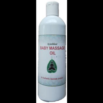 Huile de massage ayurvédique Massage Bébé - 200 ml