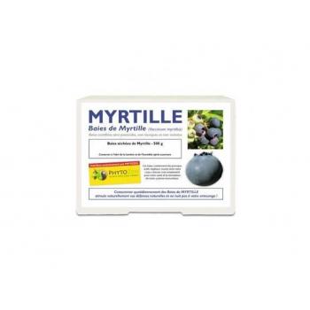 Baies myrtilles - Phytozen