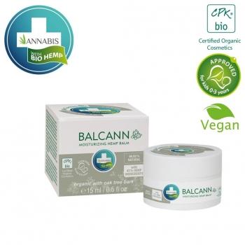 Balcann Baume Organique à l'écorce de Chêne - 15ml