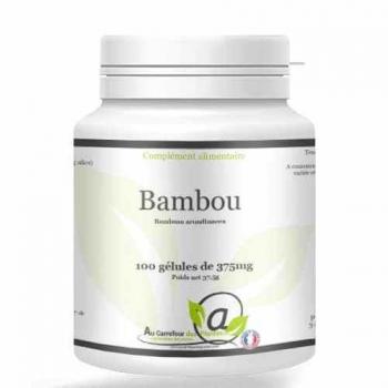 Bambou 100 gélules