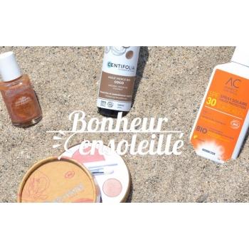 """BelleauNaturel - Coffret beauté Bio """"Bonheur Ensoleillé"""""""