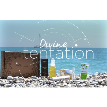 "BelleauNaturel - Box Beauté Bio ""Divine Tentation"""