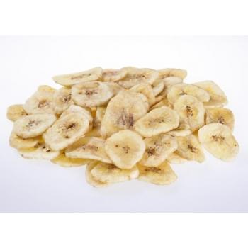 Banane entière séchée - 100g