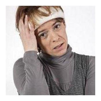 Bandeau Migraine moyenne grande taille